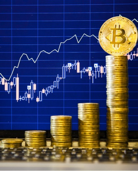 Bitcoin Worth USD 22,481.81 By 2022