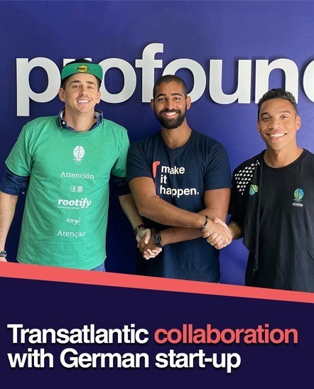 Profound Starts A Transatlantic Collaboration With A German Start-up