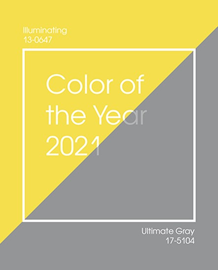 Pantone Announces The Color Of The Year For 2021!